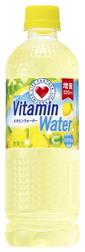Suntoryvitaminwaterbottle
